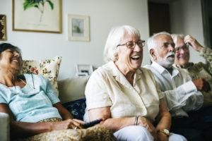Speaking up  for the elders