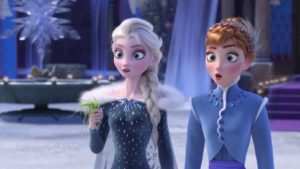 The ice holds firm on Frozen II