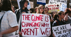 Gathering to appeal for greater action on climate change