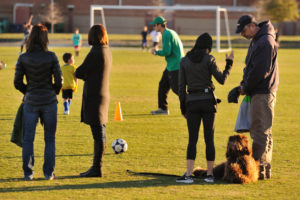 Campbelltown Uniting Soccer Club is making soccer a lesson of inclusiveness