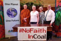 Senior faith leaders urge PM to show leadership on climate