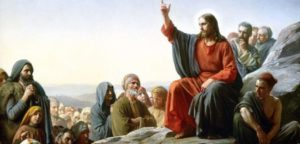 The missing parts of the Sermon on the Mount