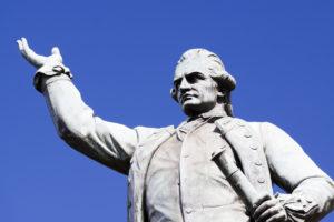 James Cook : A controversial legacy