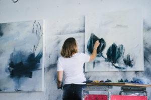 Recognising women artists