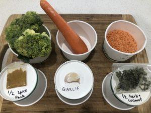 Virtual soup kitchen feeds student multitudes