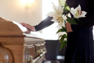 Coronavirus is changing funerals