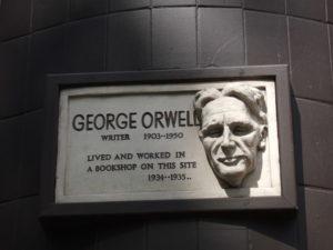 George Orwell: the prophet