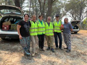 Faith, wildlife recovery and COVID