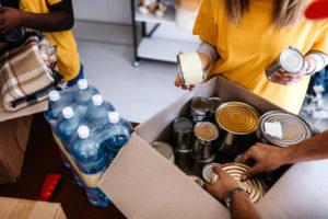 Kogarah Storehouse digs deep, as COVID-19 increases demand