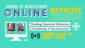 School of Discipleship starts this weekend