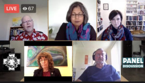School of Discipleship panel explores COVID implications