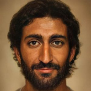 Is this Jesus' face?