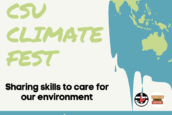 Climate Fest to engage community for climate justice