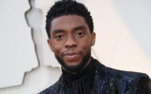 Vale, Chadwick Boseman