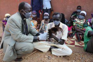 South Sudan needs us today
