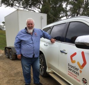 Collaborating, sharing, and working together in remote NSW