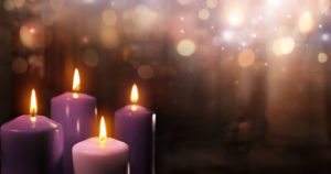 December: Advent is here
