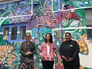Balgowlah mural fosters community
