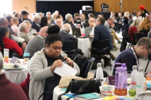Synod meeting to decide Moderator Elect