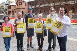 Gambling reform advocates gather in Sydney