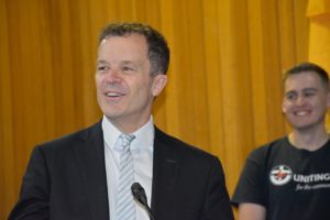 Engadine Uniting Church hosts Fair Treatment discussion with NSW government