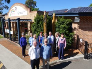 Quakers Hill solar project builds community partnerships