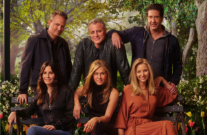 Friends: The One Where They Get Back Together