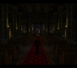 Darkness Within: Eternal Darkness' Oublié Cathedral