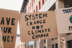 Young people call on the Australian government to support the creation of jobs that fast track solutions to the climate crisis and help communities recover