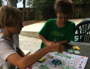 Boardgame aims to teach creation care