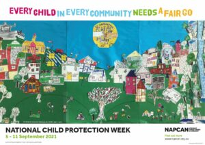 National Child Protection Week is coming up – order your free poster by 30 June