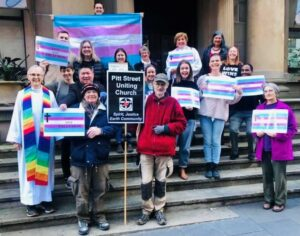 Church calls to welcome and support trans people