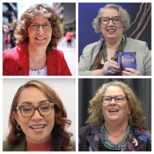 """""""The exercise by men and women of the gifts God bestows upon them"""": celebrating women in leadership in the Uniting Church"""