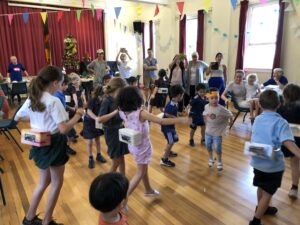 Building Children's Ministry: the Lugar Brae Uniting Church experience