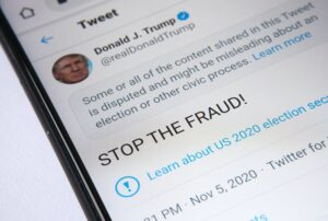 Is it actually false, or do you just disagree? Why Twitter's user-driven experiment to tackle misinformation is complicated