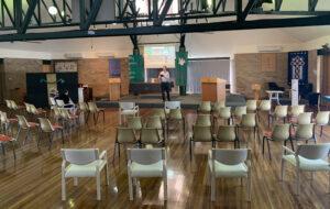 Campbelltown Uniting Church: Online worship has been challenging