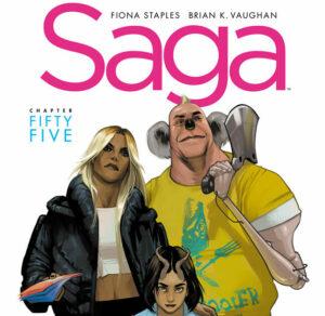 Saga to return in 2022